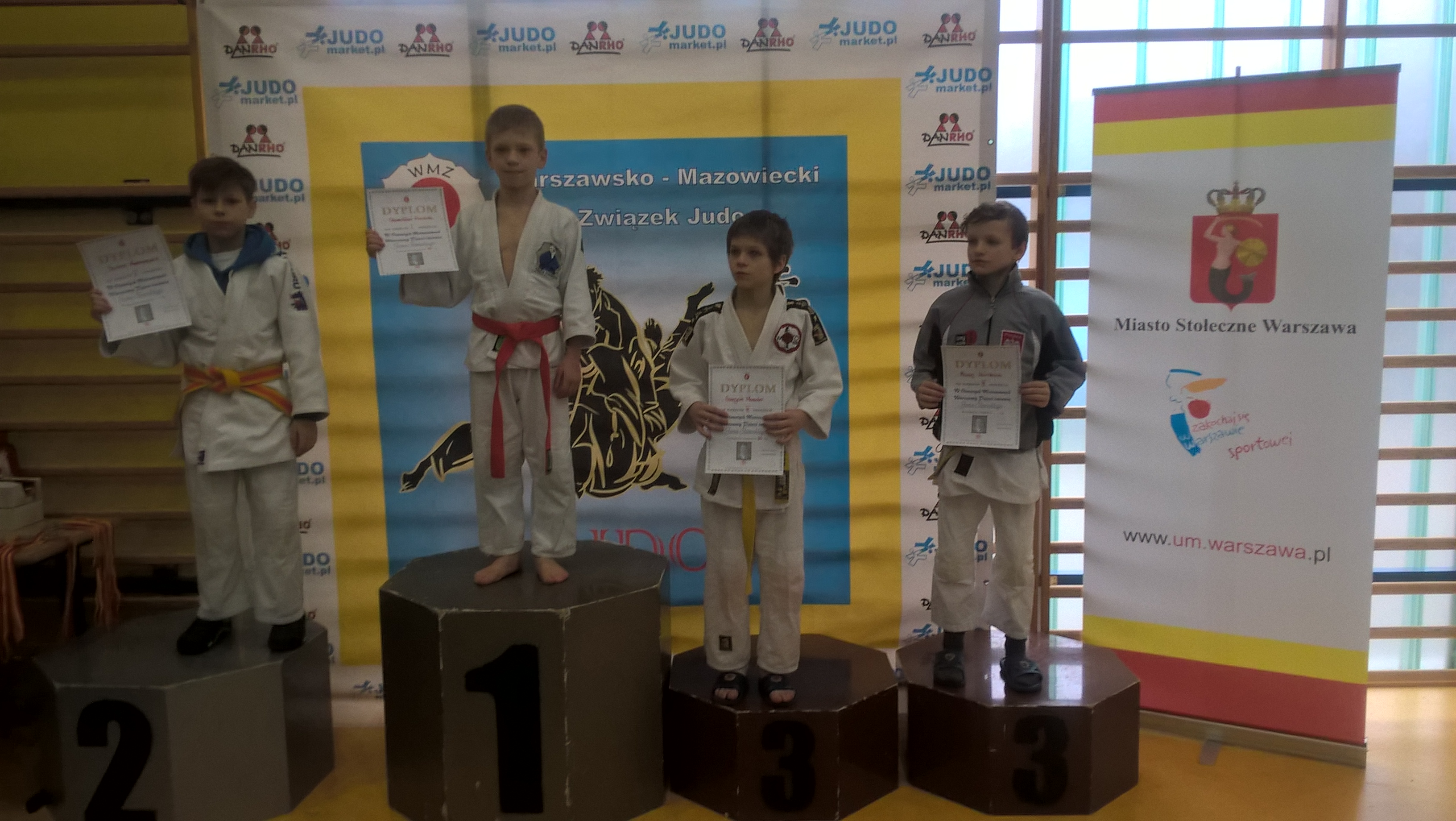 Ryś - Klub Judo Ryś - judo dla dzieci, judo sportowe, zajęcia